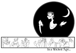 In A Wicked Age... by D. Vincent Baker