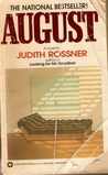 August by Judith Rossner