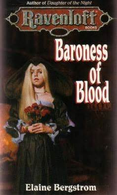 Baroness of Blood by Elaine Bergstrom