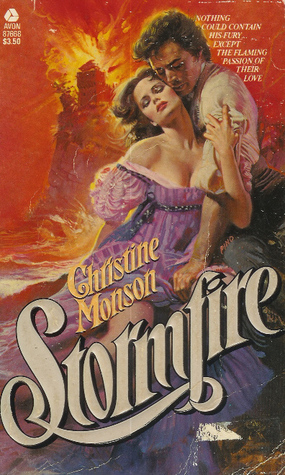 Stormfire by Christine Monson