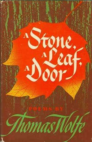 A Stone, a Leaf, a Door: Poems
