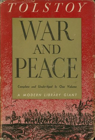 War and Peace (Modern Library Giant)