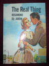 The Real Thing:  A Tobey Heydon Story (Tobey Heydon, #4)