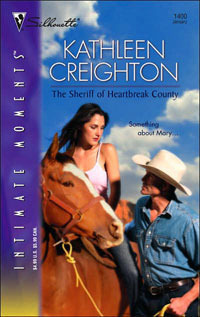 The Sheriff of Heartbreak County (Starrs of the West) (Silhouette Intimate Moments #1400)