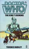 Doctor Who: The King's Demons (Target Doctor Who Library, No 108)