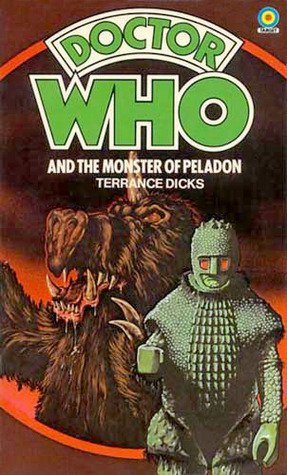 Doctor Who and the Monster of Peladon (Target Doctor Who Library)