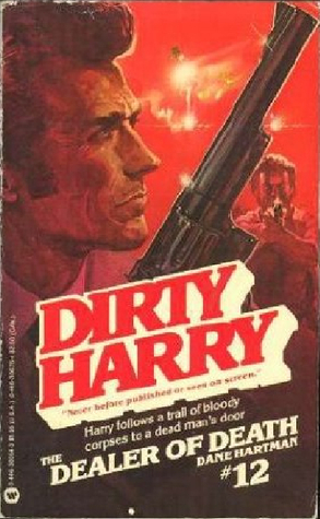DANE HARTMAN - Dirty Harry No. 11: Death in the Air - PAPERBACK