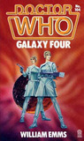 Doctor Who: Galaxy Four (Target Doctor Who Library, No. 104)