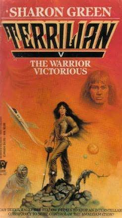 The Warrior Victorious by Sharon Green