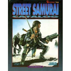 Street Samurai Catalog by Tom Dowd