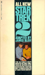 Star Trek 2 by James Blish