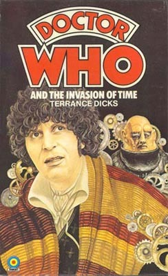 Doctor Who: The Invasion of Time (Doctor Who Library (Target) #35)