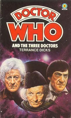 Doctor Who: The Three Doctors (Target Doctor Who Library)