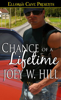 Chance of a Lifetime by Joey W. Hill