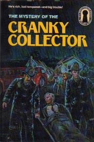 The Mystery of the Cranky Collector (The Three Investigators, #43)