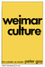 Weimar Culture: the outsider as insider (Paperback)