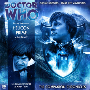 Doctor Who: Helicon Prime