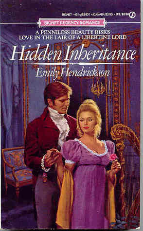 Hidden Inheritance by Emily Hendrickson