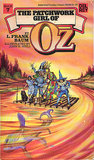 The Patchwork Girl of Oz (Oz, #7)