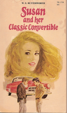 Susan and her Classic Convertible by William E. Butterworth III