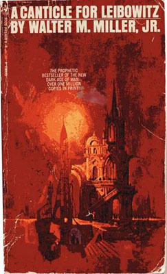 canticle for leibowitz A timeless and still timely masterpiece, a canticle for leibowitz is a classic that ranks with brave new world and 1984 excerpt.