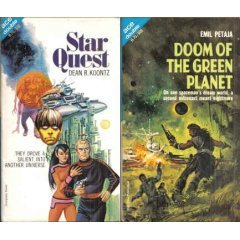 Star Quest / Doom Of The Green Planet