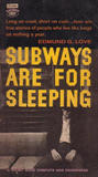 Subways Are for Sleeping