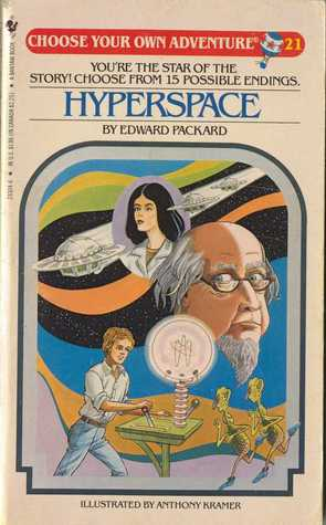 Download Hyperspace (Choose Your Own Adventure #21) DJVU