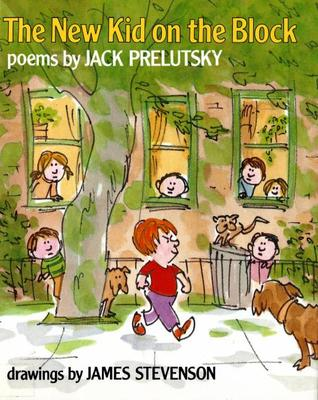 The New Kid On The Block: Poems