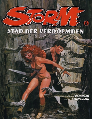 Storm 8 by Don Lawrence