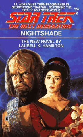 Nightshade by Laurell K. Hamilton