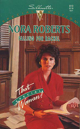 Falling for Rachel by Nora Roberts