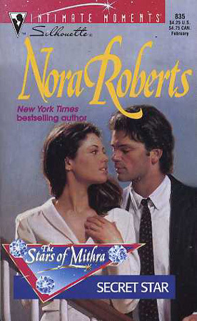 Secret Star (Stars of Mithra #3) by Nora Roberts