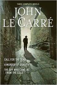 Three Complete Novels by John le Carré
