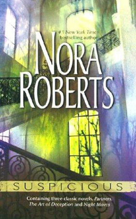 Suspicious by Nora Roberts