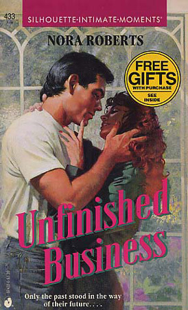 Download online for free Unfinished Business (Silhouette Intimate Moments #433) PDF