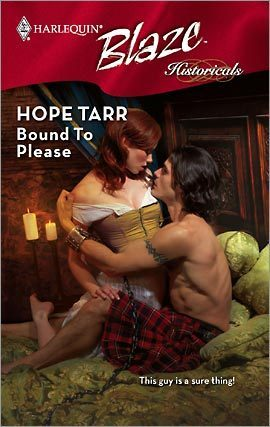 Bound To Please by Hope Tarr