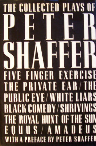 The Collected Plays of Peter Shaffer