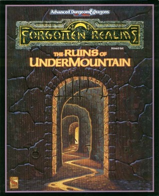 The Ruins of Undermountain (Forgotten Realms) by Ed Greenwood