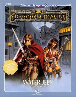 Waterdeep FRE3 (Advanced Dungeons and Dragons Forgotten Realms)