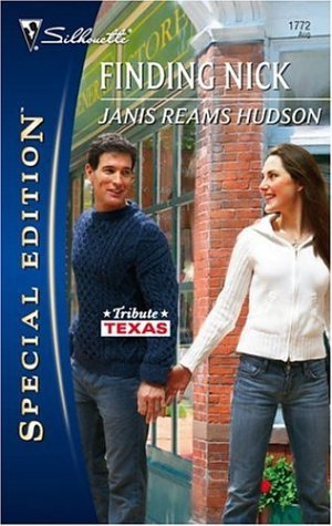 Finding Nick (Tribute, Texas) by Janis Reams Hudson
