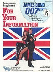 For Your Information (James Bond 007 role-playing game)