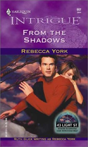 From the Shadows by Rebecca York