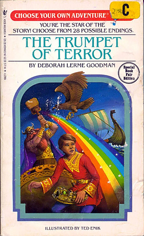 The Trumpet of Terror Choose Your Own Adventure 55