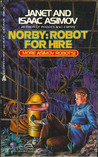 Norby: Robot For Hire (Norby, #3-4)