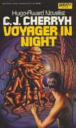 Voyager in Night by C.J. Cherryh