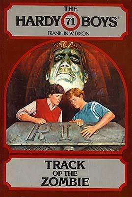 Track of the Zombie (Hardy Boys, #71)