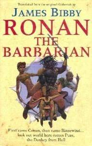 Ronan The Barbarian by James Bibby