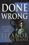 Done Wrong (Marti MacAlister, #4)