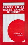 Amharic-English/English-Amharic Dictionary